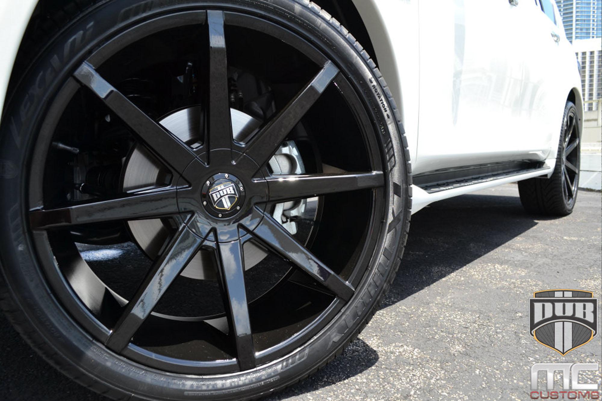 Infiniti Qx80 Push S110 Gallery Mht Wheels Inc
