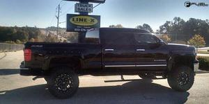 Boost - D534 on Chevrolet Silverado 1500