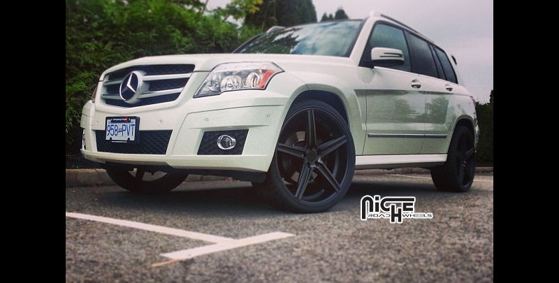 Mercedes Benz Glk350 Apex M126 Gallery Mht Wheels Inc