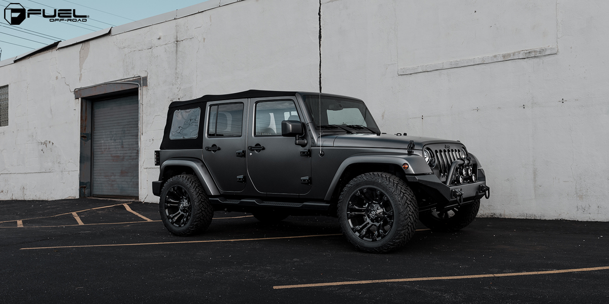 Jeep Wrangler Vapor D560 Gallery Mht Wheels Inc