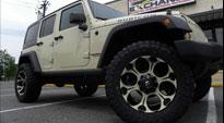 Dune - D524 on Jeep Wrangler
