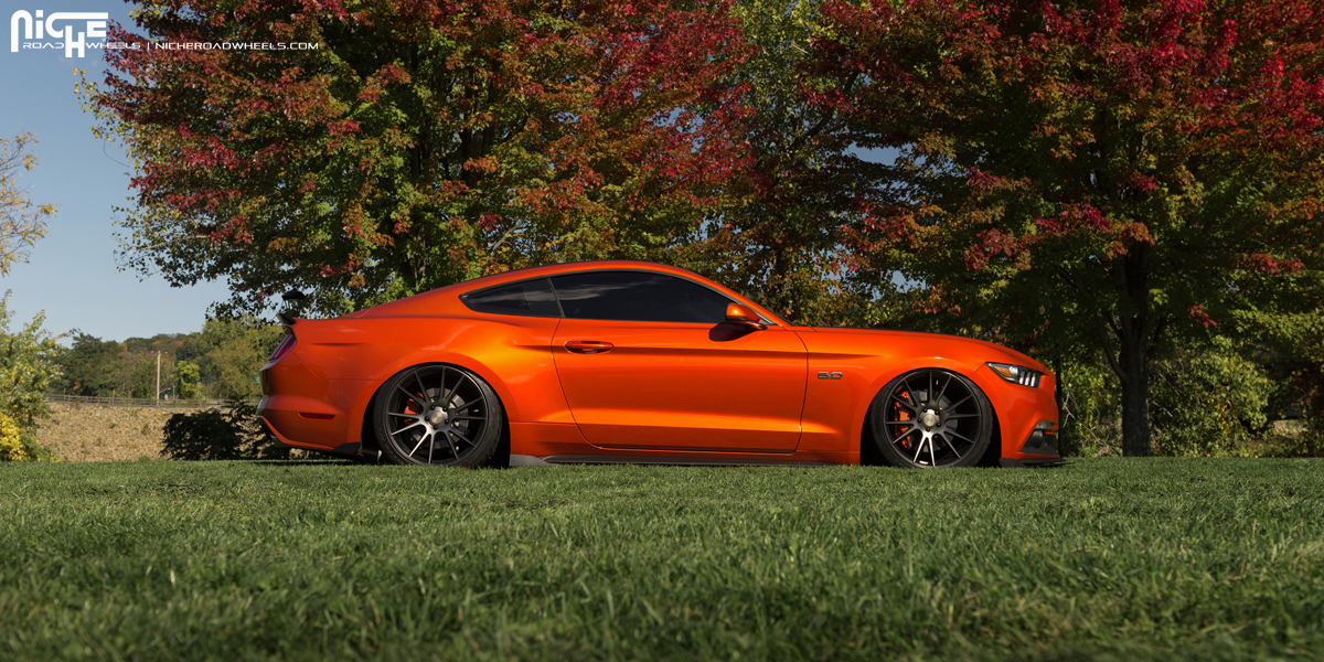 Ford Mustang Vicenza M153 Gallery Mht Wheels Inc