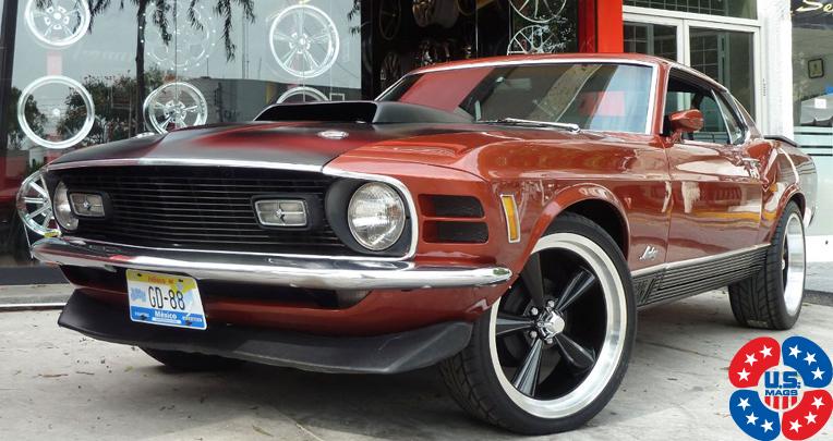 Ford Mustang Mach1 Standard U201 Gallery Mht Wheels Inc