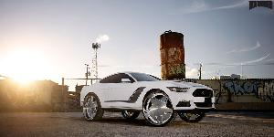 Boosta - XB6 on Ford Mustang