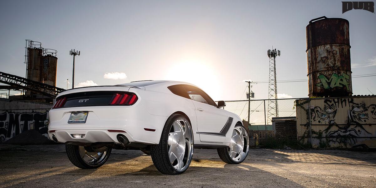 Ford Mustang XB6 - Boosta Gallery - MHT Wheels Inc.