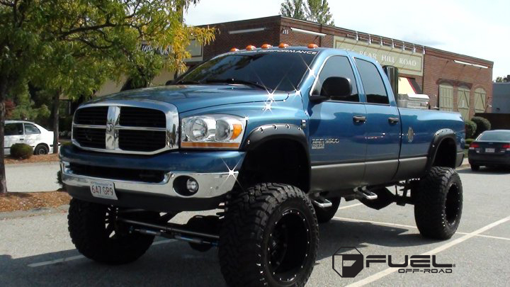 Dodge Ram 3500 Hostage - D531 Gallery - MHT Wheels Inc.