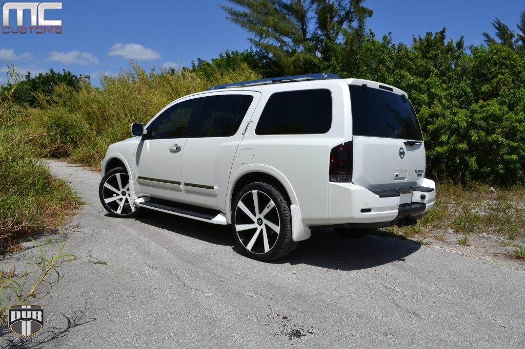 Nissan Armada Directa S133 Gallery Mht Wheels Inc
