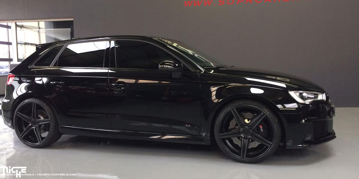 Audi A3 Apex M126 Gallery Mht Wheels Inc