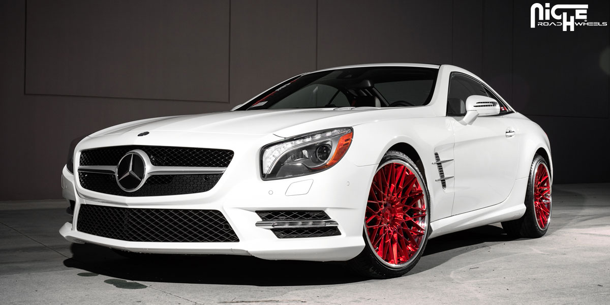 Mercedes benz sl550 citrine gallery mht wheels inc