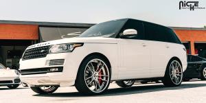 Enyo on Land Rover Range Rover