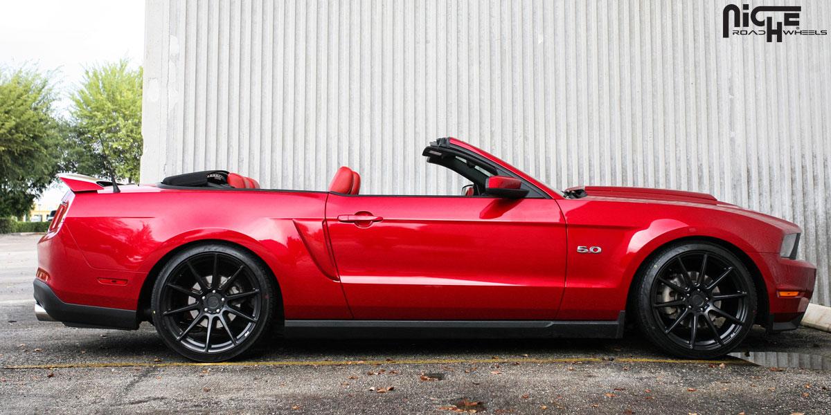 Ford Mustang Essen - M147 Gallery - MHT Wheels Inc.