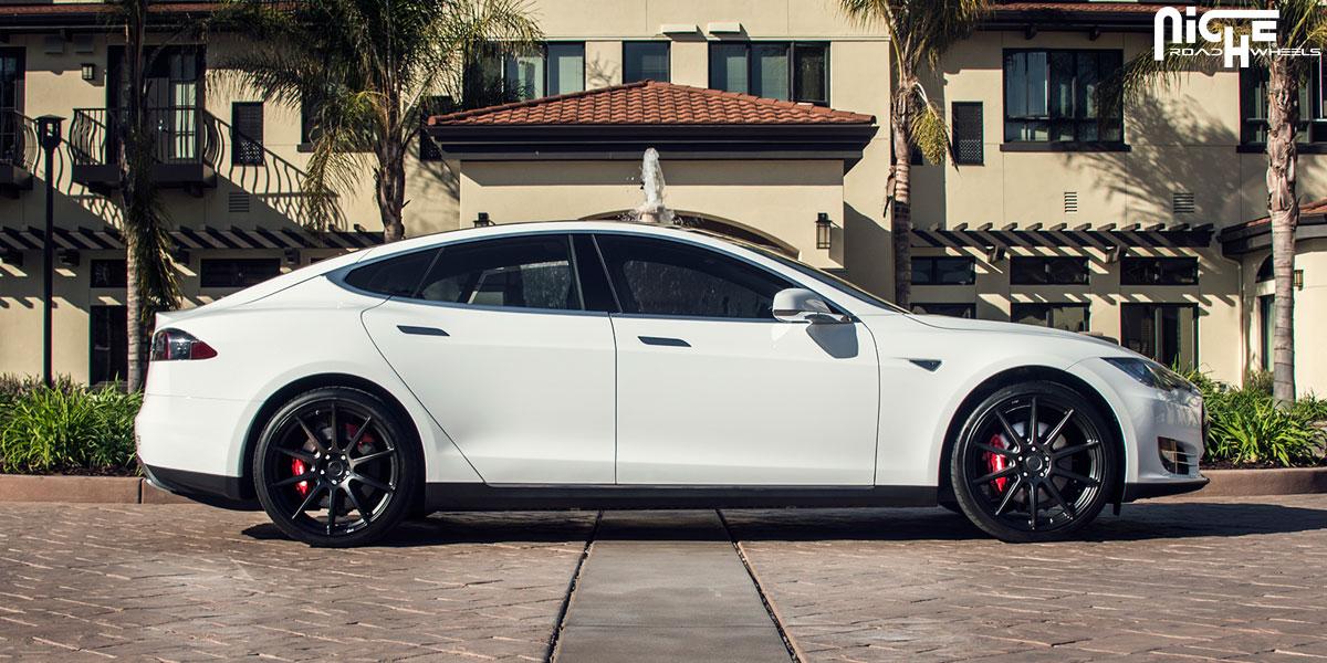Tesla Model S Essen M147 Gallery Mht Wheels Inc