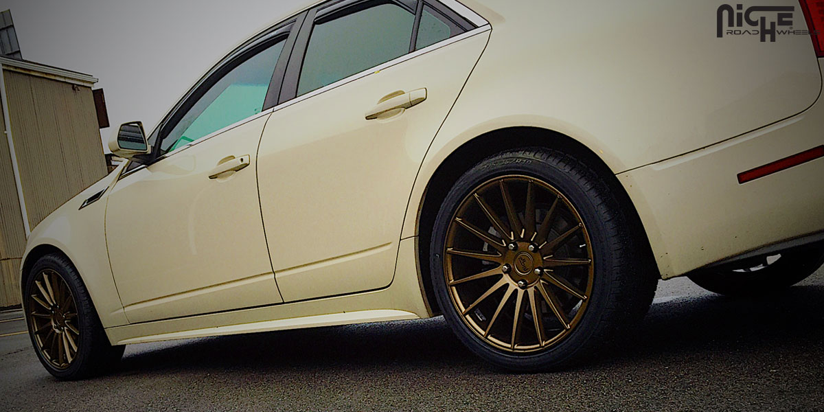 Cadillac Cts Form M158 Gallery Mht Wheels Inc
