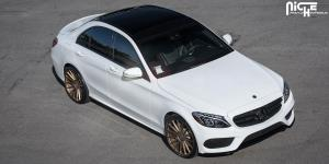 Form - M158 on Mercedes-Benz C300