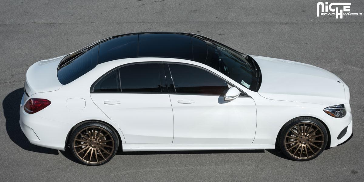 Mercedes benz c300 form m158 gallery mht wheels inc for Rims for mercedes benz c300