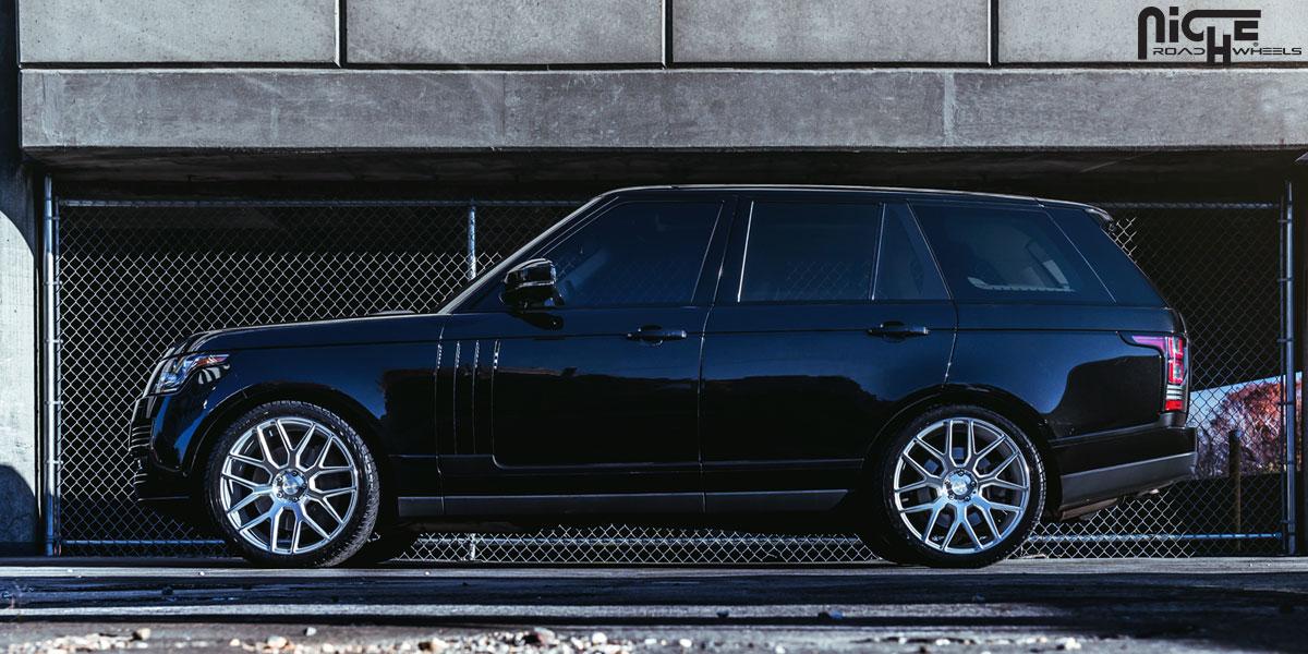 Land Rover Range Rover Sport Intake - M160 Gallery - MHT Wheels Inc.