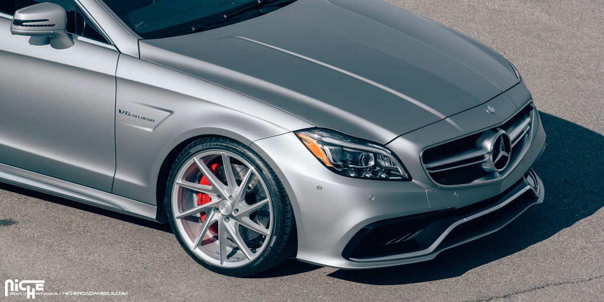 Mercedes-Benz AMG CLS63 Invert - M162 Gallery - MHT Wheels Inc.
