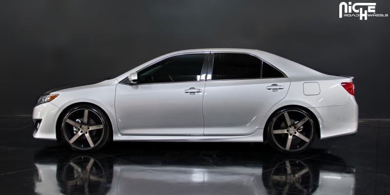 Toyota Camry Milan - M134 Gallery - MHT Wheels Inc.
