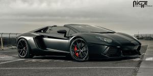 Misano on Lamborghini Aventador