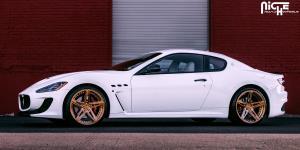 Mulsane on Maserati Gran Turismo