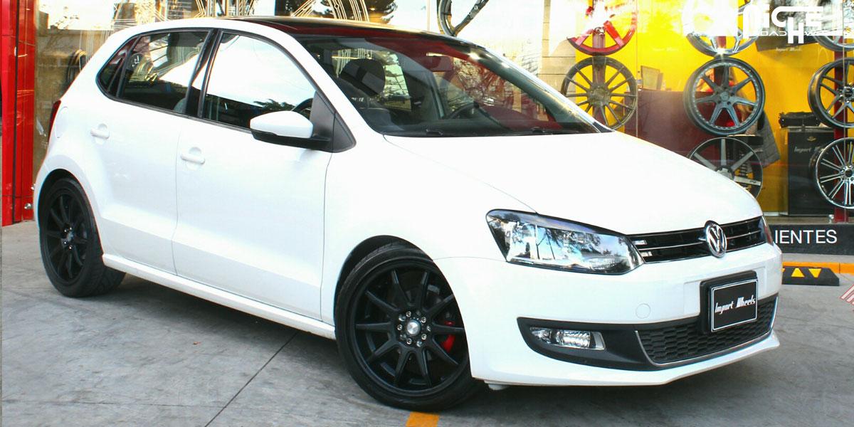 Volkswagen Polo Nr10 M122 Gallery Mht Wheels Inc