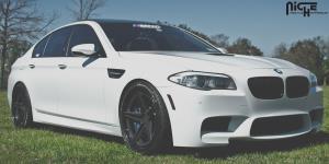 Roma on BMW M5
