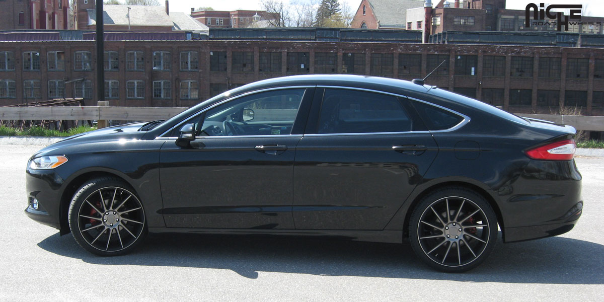 Ford Fusion Tire Size 2014 >> Ford Fusion Surge - M114 Gallery - MHT Wheels Inc.