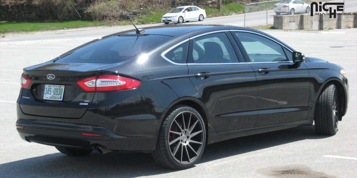 Ford Fusion Surge M114 Gallery Mht Wheels Inc