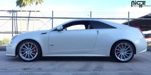 Surge on Cadillac CTS-V