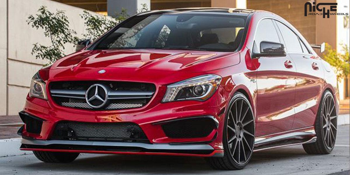 Mercedes-Benz AMG CLA45 Surge - M114 Gallery - MHT Wheels Inc.