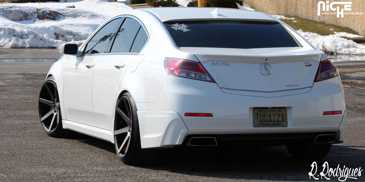 Acura TL Verona - M150 Gallery - MHT Wheels Inc.