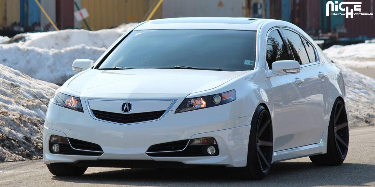 Acura TL Verona - M150 Gallery - MHT Wheels Inc.
