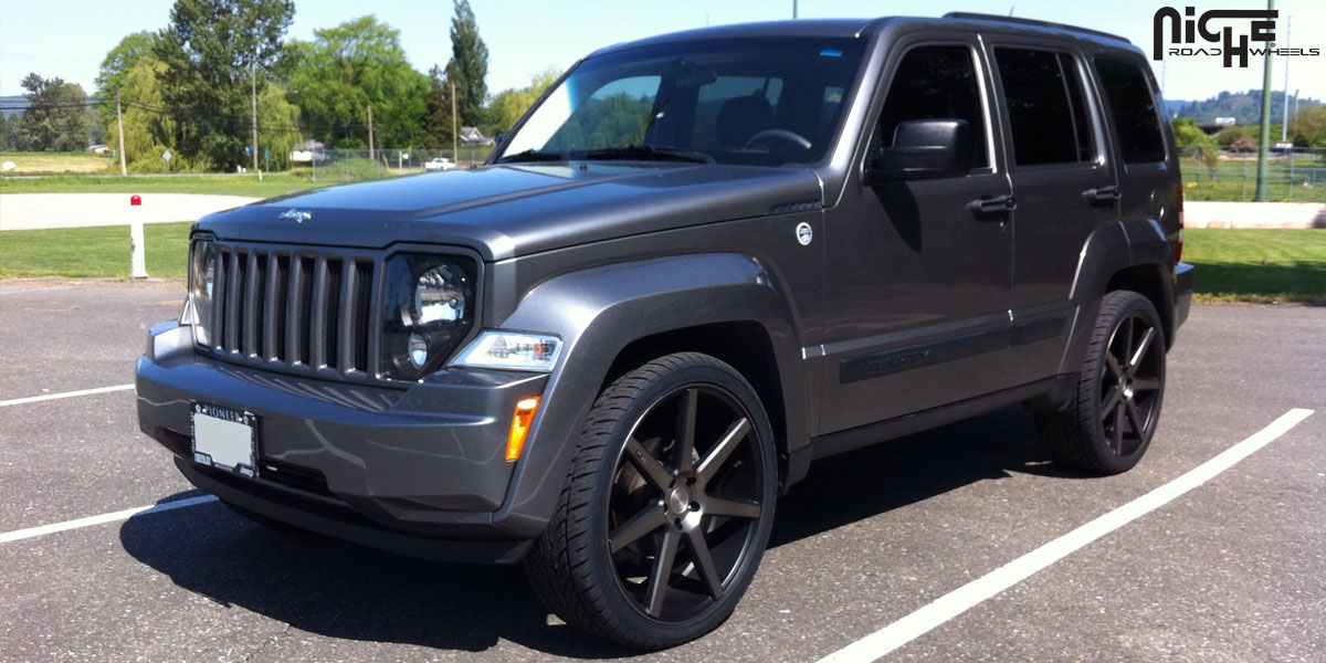 Jeep Liberty Verona M150 Gallery Mht Wheels Inc