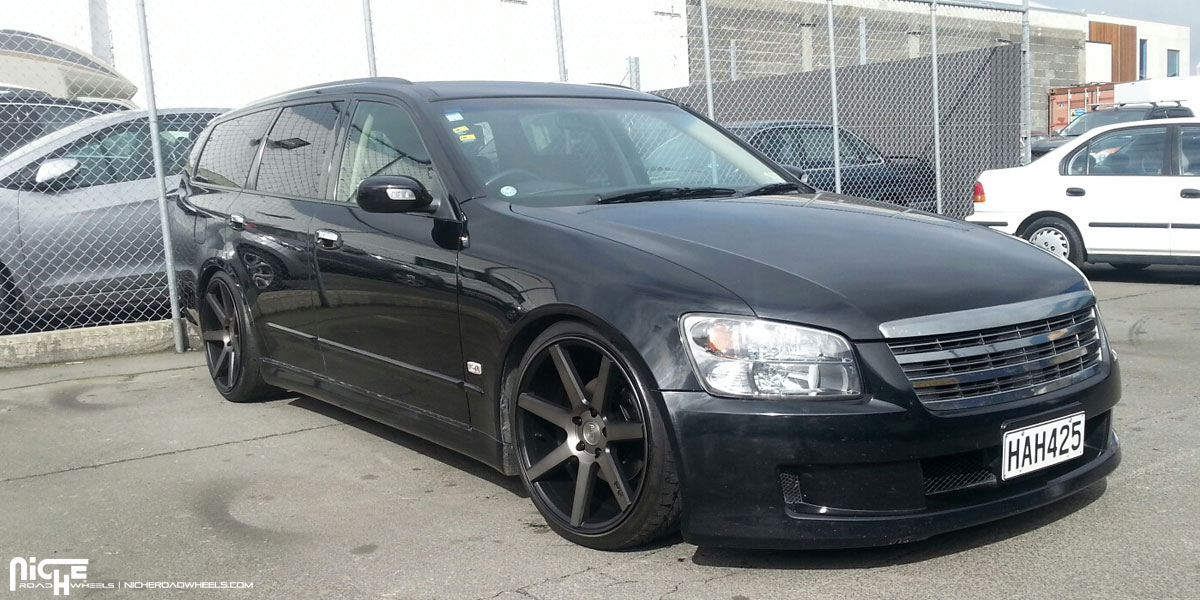 Nissan Tires Nissan Stagea Verona - M150 Gallery - MHT Wheels Inc.