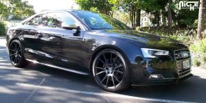Vicenza - M153 on Audi A5