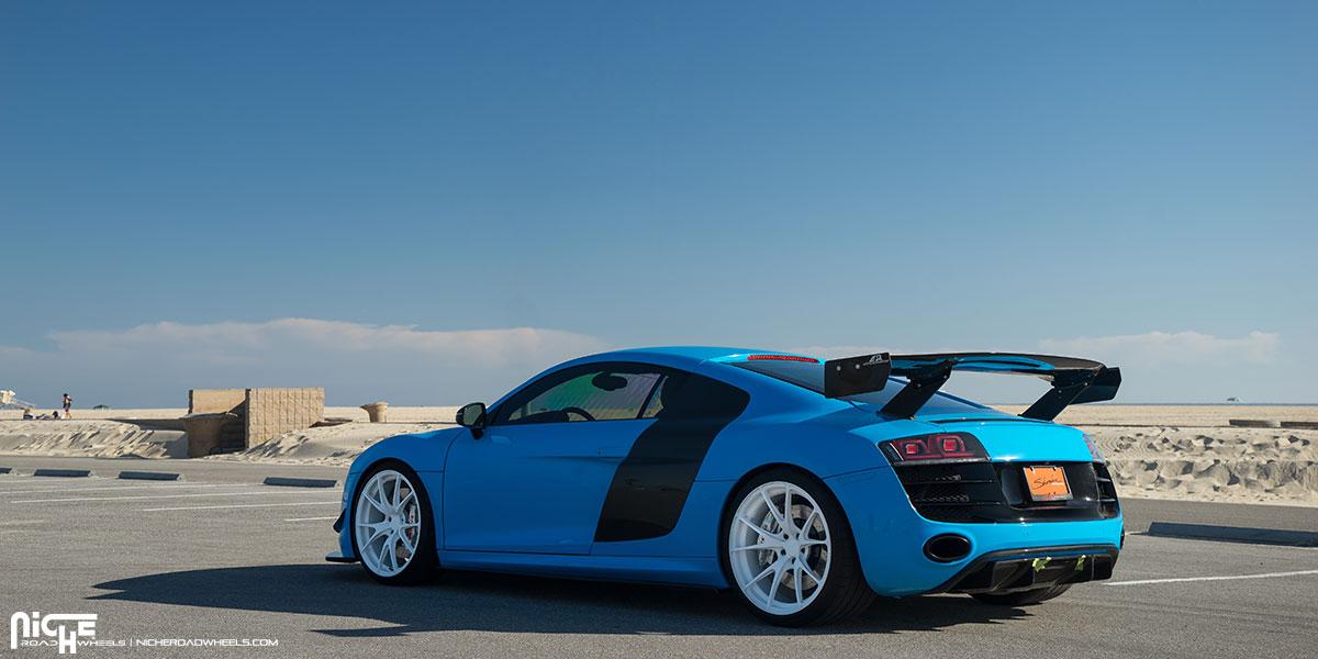 Audi R8 St 252 Ttgart Gallery Mht Wheels Inc