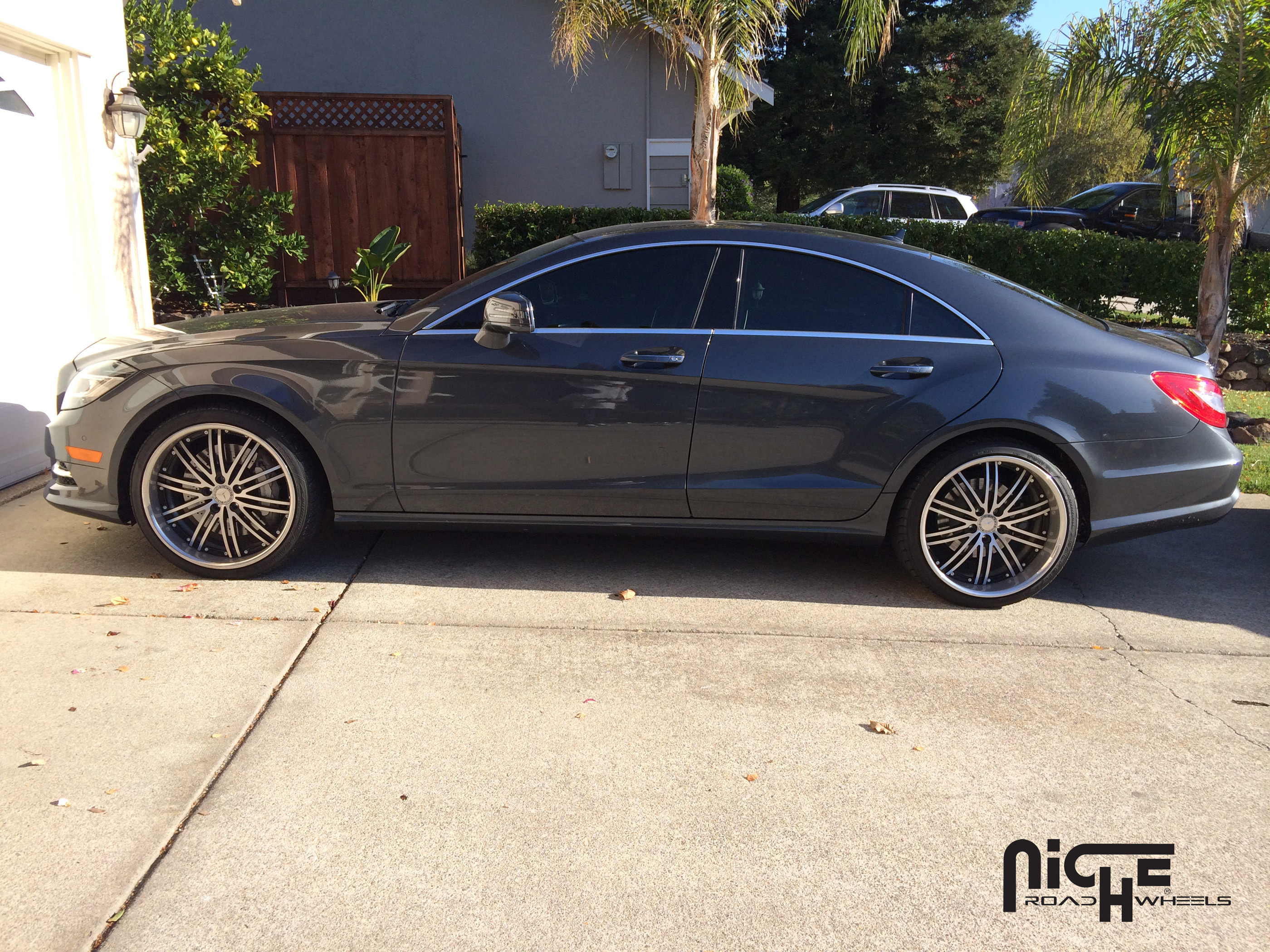 Mercedes benz cls 550 gallery mht wheels inc for Mercedes benz 550 cls
