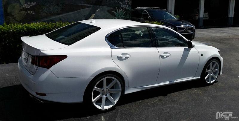 Lexus Gs Verona M151 Gallery Mht Wheels Inc
