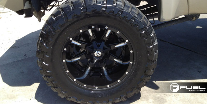 Ford Excursion Nutz D251 Gallery Mht Wheels Inc