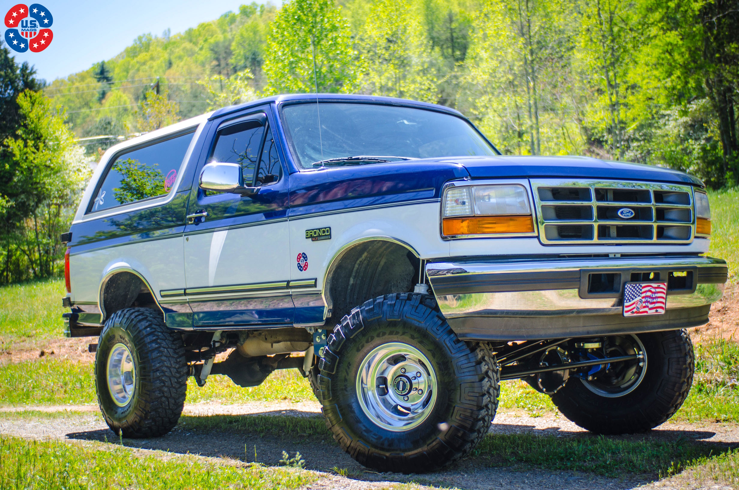 Ford Bronco Indy - U101 Truck Gallery - MHT Wheels Inc.