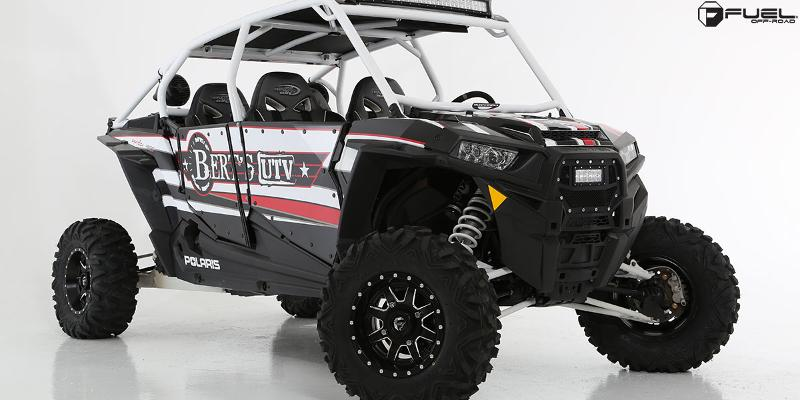 Polaris RZR XP 4 1000 Fuel Maverick - D538 - UTV