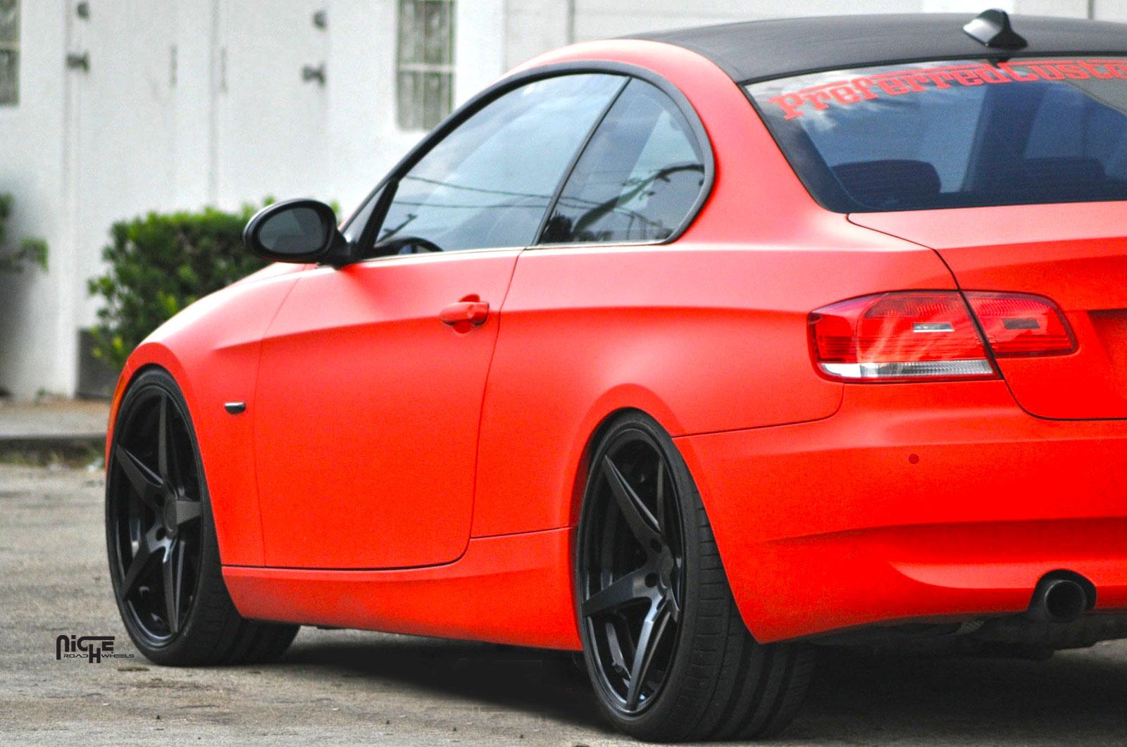 BMW 3-Series Le Mans - M321 Gallery - MHT Wheels Inc.