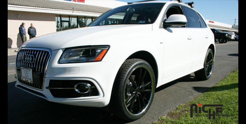 Audi Q5 Concourse - M885 Gallery - MHT Wheels Inc.