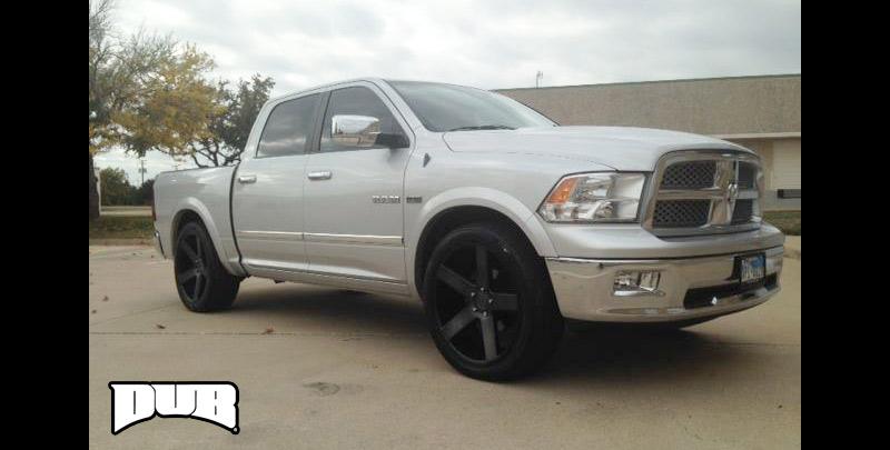 Dodge Ram 1500 Baller S116 Gallery Mht Wheels Inc