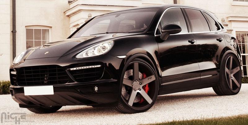 Porsche Cayenne Milan Suv Gallery Mht Wheels Inc