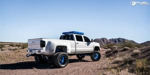 GMC Sierra 2500 HD Dual Rear Wheel