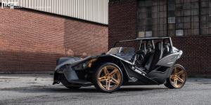 Mulsane on ATV - Polaris Slingshot