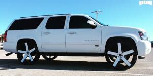 Baller - S116 on Chevrolet Suburban