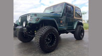 Revolver - D525 on Jeep Sahara