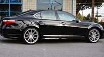 Essen - M146 on Lexus LS